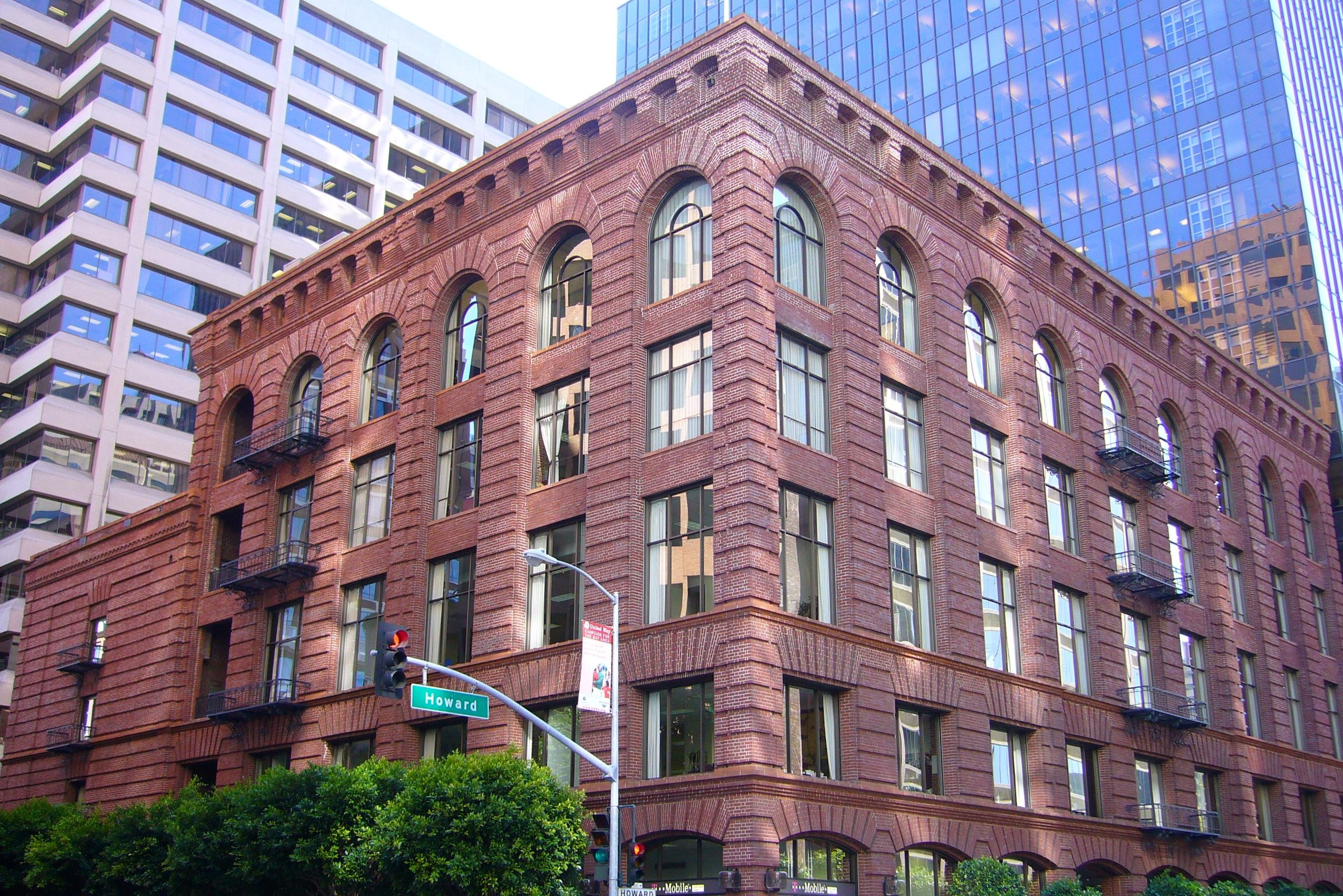 USF Data Institute in downtown SF, Image Credit: <a href='https://commons.wikimedia.org/w/index.php?curid=3460420'>By Eric in SF - Own work, CC BY-SA 4.0</a>