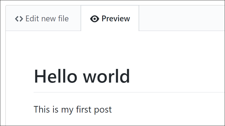 Image of article 'Your own blog with GitHub Pages and fast_template (4 part tutorial'