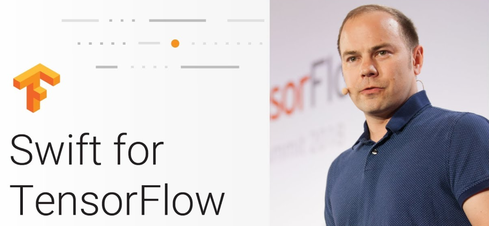 Chris Lattner at TensorFlow Dev Summit